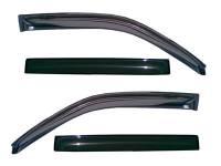 Дефлектор двери (ветровики) на УАЗ Патриот